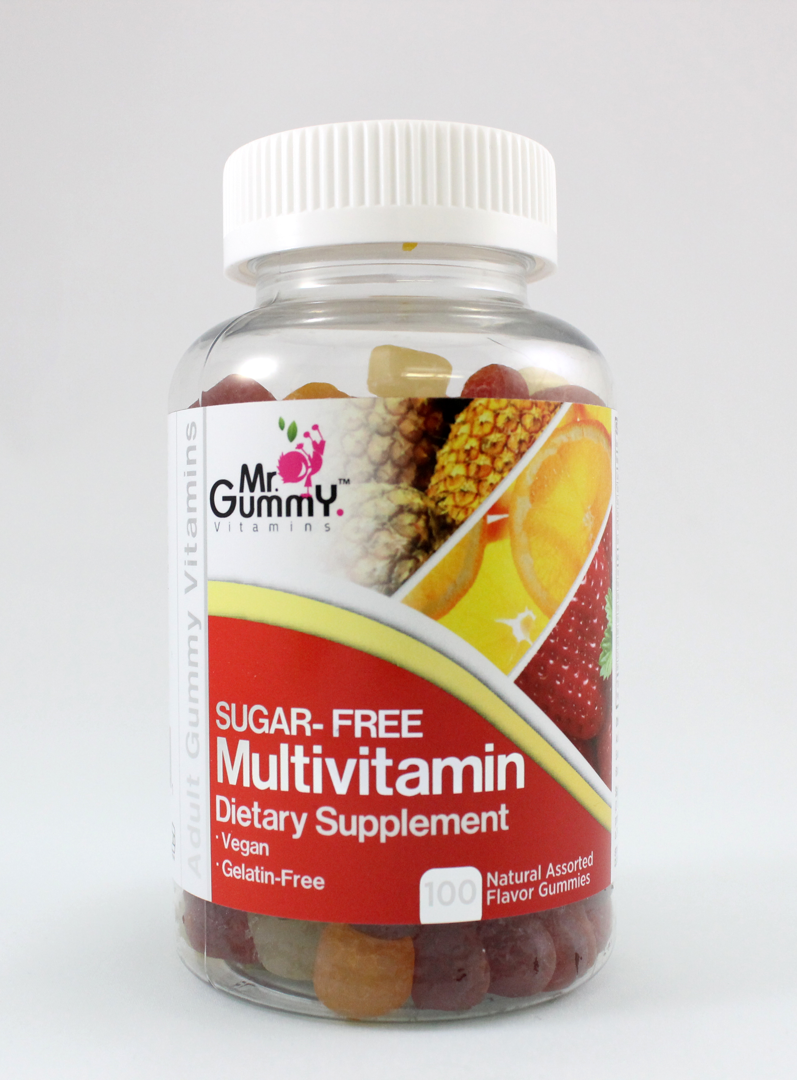 Sugar free supplements