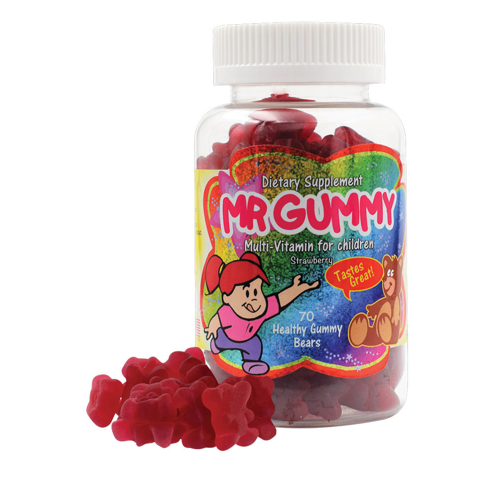 Mr  Gummy Vitamins | Private / White Label Supplements | KIDS